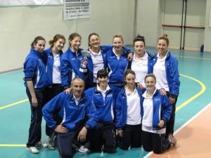 Under 16, quarto posto provinciale 2011-12